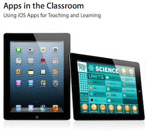 Apple's Official Guide - Apps in the Classroom
